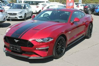 2018 Ford Mustang FN 2019MY GT Fastback SelectShift RWD Ruby Red 10 Speed Sports Automatic Fastback.
