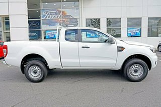 2019 Ford Ranger PX MkIII 2019.00MY XL Super Cab 4x2 Hi-Rider White 6 Speed Sports Automatic