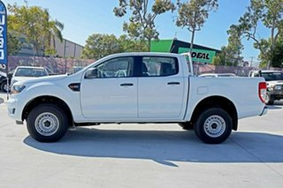 2018 Ford Ranger PX MkIII 2019.00MY XL Pick-up Double Cab White 6 Speed Manual Utility