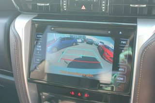 2015 Toyota Fortuner GUN156R Crusade White 6 Speed Automatic Wagon