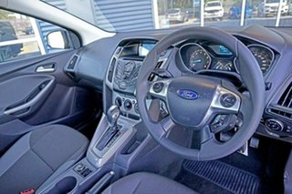 2012 Ford Focus LW Ambiente PwrShift Ink Blue 6 Speed Sports Automatic Dual Clutch Sedan