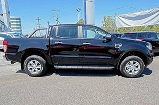 2019 Ford Ranger PX MkIII 2019.00MY XLT Pick-up Double Cab Black 10 Speed Sports Automatic Utility