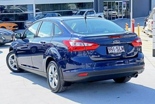 2012 Ford Focus LW Ambiente PwrShift Ink Blue 6 Speed Sports Automatic Dual Clutch Sedan.