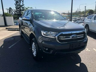 2018 Ford Ranger PX MkIII 2019.00MY XLT Pick-up Double Cab 4x2 Hi-Rider Grey 10 Speed.