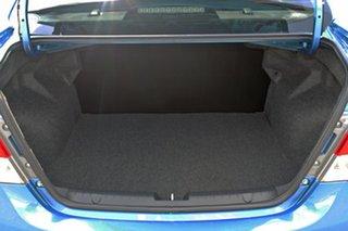 2014 Mitsubishi Mirage LA MY15 ES Blue 1 Speed Constant Variable Sedan