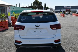 2019 Kia Sorento UM MY19 SI Clear White 8 Speed Sports Automatic Wagon