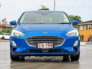 2018 Ford Focus SA 2019MY Trend Blue 8 Speed Automatic Hatchback.
