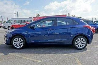 2012 Hyundai i30 GD Active Blue 6 Speed Sports Automatic Hatchback