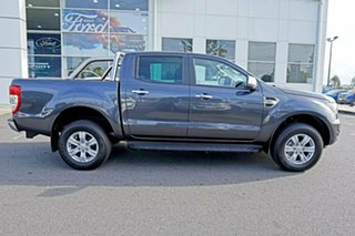 2018 Ford Ranger PX MkIII 2019.00MY XLT Pick-up Double Cab 4x2 Hi-Rider Meteor Grey 10 Speed