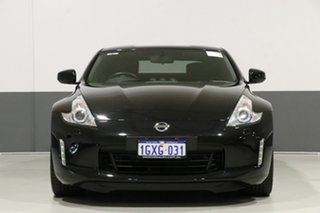 2017 Nissan 370Z Z34 MY17 Black 7 Speed Automatic Coupe.