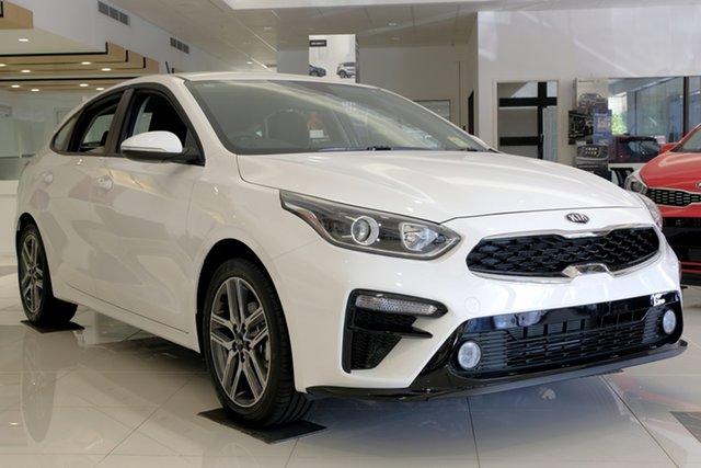 Demo Kia Cerato BD MY19 Sport, 2019 Kia Cerato BD MY19 Sport Clear White 6 Speed Sports Automatic Hatchback