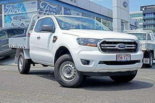 2019 Ford Ranger PX MkIII 2019.00MY XL Super Cab 4x2 Hi-Rider White 6 Speed Sports Automatic.