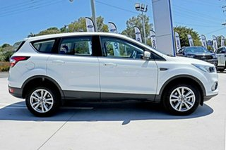 2018 Ford Escape ZG 2019.25MY Ambiente 2WD Frozen White 6 Speed Sports Automatic Wagon