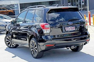 2017 Subaru Forester S4 MY17 2.5i-S CVT AWD Crystal Black 6 Speed Constant Variable Wagon.