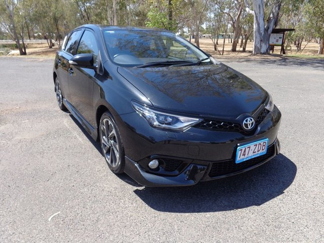 Used Toyota Corolla ZRE182R MY15 ZR, 2015 Toyota Corolla ZRE182R MY15 ZR Ink 7 Speed CVT Auto Sequential Hatchback