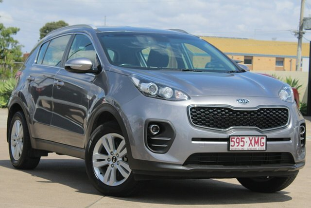 Used Kia Sportage QL MY18 Si 2WD, 2017 Kia Sportage QL MY18 Si 2WD Silver 6 Speed Sports Automatic Wagon
