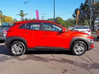 2018 Hyundai Kona OS MY18 Active 2WD Orange 6 Speed Sports Automatic Wagon