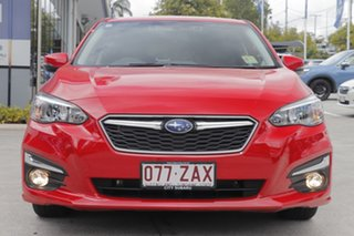 2019 Subaru Impreza G5 MY19 2.0i-L CVT AWD Pure Red 7 Speed Constant Variable Hatchback