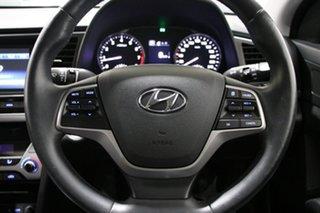 2016 Hyundai Elantra MD Series 2 (MD3) Elite Silver 6 Speed Automatic Sedan