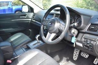 2009 Subaru Liberty B4 MY09 AWD White 4 Speed Sports Automatic Wagon