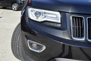 2013 Jeep Grand Cherokee WK MY2014 Laredo 4x2 Black 8 Speed Sports Automatic Wagon