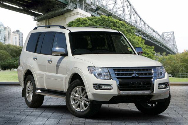 Used Mitsubishi Pajero NX MY19 GLX, 2019 Mitsubishi Pajero NX MY19 GLX White 5 Speed Sports Automatic Wagon