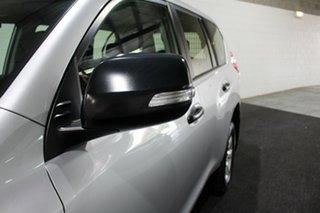2016 Toyota Landcruiser Prado GDJ150R GX Silver 6 Speed Sports Automatic Wagon