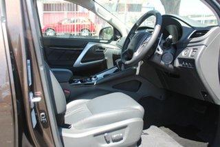 2019 Mitsubishi Pajero Sport QE MY19 GLS Deep Bronze 8 Speed Sports Automatic Wagon.