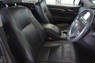 2015 Toyota Kluger GSU55R Grande AWD Grey 6 Speed Sports Automatic Wagon