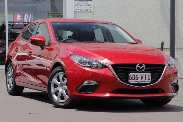 Used Mazda 3 BM5476 Neo SKYACTIV-MT, 2014 Mazda 3 BM5476 Neo SKYACTIV-MT Red 6 Speed Manual Hatchback