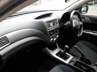 2009 Subaru Impreza G3 MY09 RX AWD Silver 5 Speed Manual Hatchback