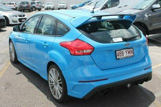 2017 Ford Focus LZ RS AWD Winning Blue 6 Speed Manual Hatchback