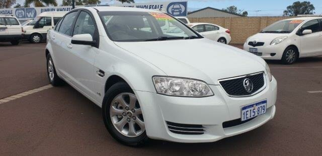 Used Holden Commodore VE II MY12 Omega, 2012 Holden Commodore VE II MY12 Omega White 6 Speed Sports Automatic Sedan