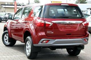 2020 Isuzu MU-X MY19 LS-M Rev-Tronic Red 6 Speed Sports Automatic Wagon.