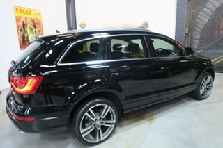 2012 Audi Q7 MY13 TDI Tiptronic Quattro Black 8 Speed Sports Automatic Wagon