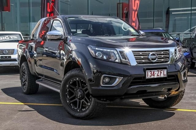 Demo Nissan Navara D23 S4 MY19 ST-X King Cab, 2019 Nissan Navara D23 S4 MY19 ST-X King Cab Cosmic Black 7 Speed Sports Automatic Utility
