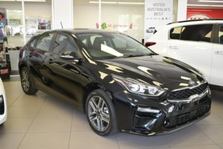 2018 Kia Cerato BD MY19 Sport+ Gravity Blue 6 Speed Automatic Sedan.