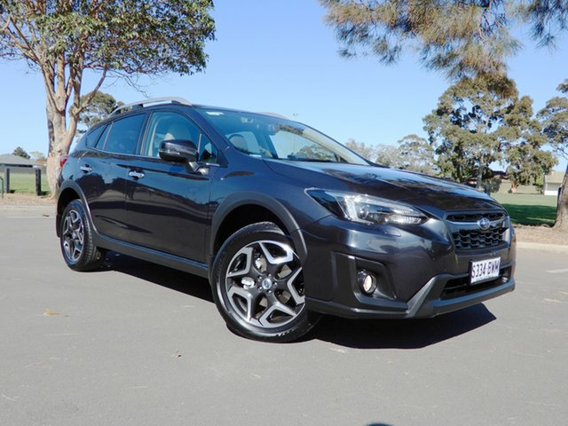 Used Subaru XV G5X MY18 2.0i-S Lineartronic AWD, 2018 Subaru XV G5X MY18 2.0i-S Lineartronic AWD Dark Grey 7 Speed Constant Variable Wagon