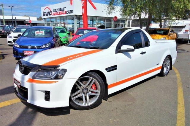 Used Holden Ute VE Omega, 2007 Holden Ute VE Omega White 4 Speed Automatic Utility