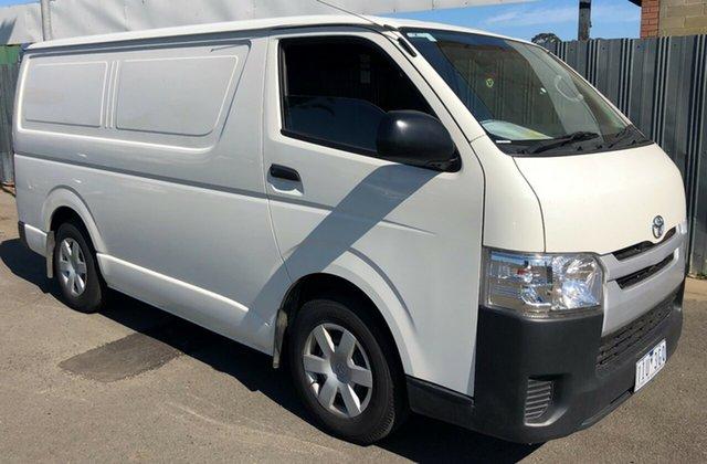 Used Toyota HiAce  LWB, 2016 Toyota HiAce AUTO 3.0TDi LWB 4 Speed Automatic Van