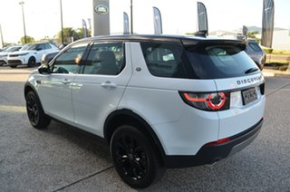2018 Land Rover Discovery Sport L550 SE Fuji White 9 Speed Automatic SUV.