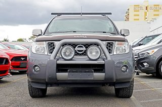 2014 Nissan Navara D40 S7 Titanium Grey 5 Speed Sports Automatic Utility.