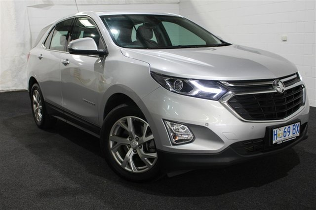 Used Holden Equinox EQ MY18 LT FWD, 2017 Holden Equinox EQ MY18 LT FWD Nitrate 9 Speed Sports Automatic Wagon
