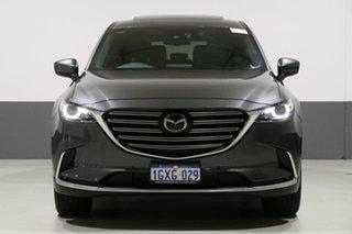 2016 Mazda CX-9 MY16 Azami (FWD) Grey 6 Speed Automatic Wagon.