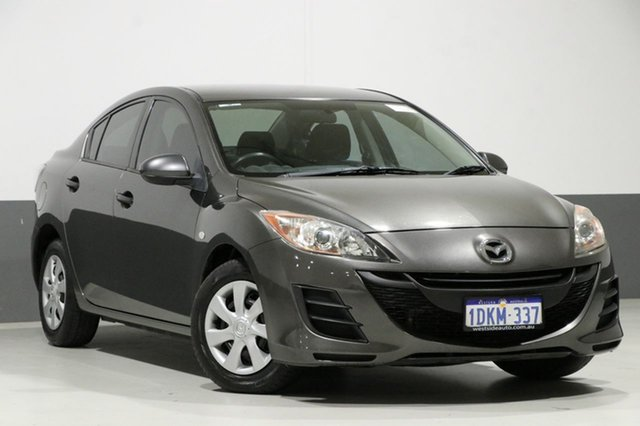 Used Mazda 3 BL Neo, 2010 Mazda 3 BL Neo Grey 5 Speed Automatic Sedan