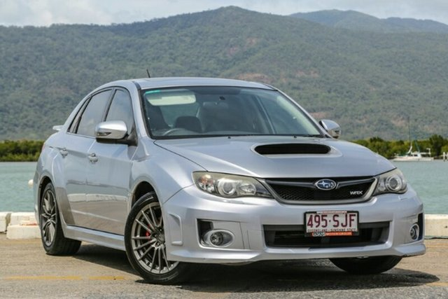 Used Subaru Impreza G3 MY13 WRX AWD, 2012 Subaru Impreza G3 MY13 WRX AWD Grey 5 Speed Manual Sedan