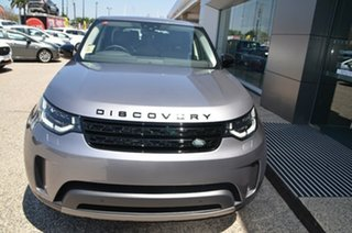 2019 Land Rover Discovery SD4 SE Eiger Grey 8 Speed Automatic SUV