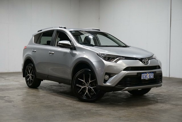 Used Toyota RAV4 ZSA42R GXL 2WD, 2017 Toyota RAV4 ZSA42R GXL 2WD Silver 7 Speed Constant Variable Wagon