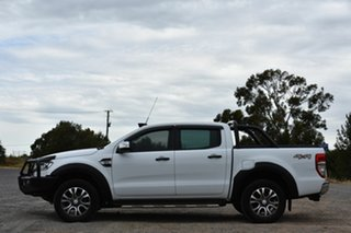 2017 Ford Ranger PX MkII XLT Super Cab White 6 Speed Sports Automatic Utility