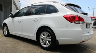 2014 Holden Cruze JH Series II MY14 CD Sportwagon White 6 Speed Sports Automatic Wagon